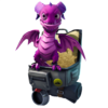 Scales Pink - Pet - Fortnite
