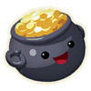 Pot Of Gold - Emoticon - Fortnite