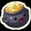 Pot Of Gold - Emoticon - Fortnite