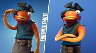 POISCAILLE STYLE PIRATE (Skin Fortnite)