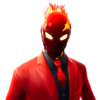 Inferno - Outfit - Fortnite