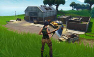 Junk Junction - Factory - Fortnite