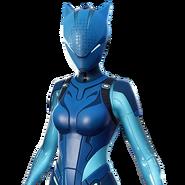 Lynx Couleur Bleue