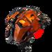 Deflector - Back Bling - Fortnite