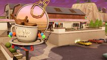 Dusty Diner