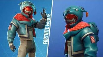 ABOYEUR (Outfit Fortnite)