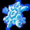 Snow Crystal - Back Bling - Fortnite