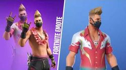NOMADE ESTIVAL (Outfit Fortnite)
