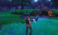 Wailing Woods - Fortnite
