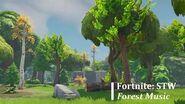 Fortnite OST Homebase OG (Forest) Music HD Save the World