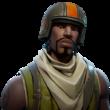 Fallschirm-Trooper (Skin)