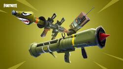 Fortnite Hochexplosiv
