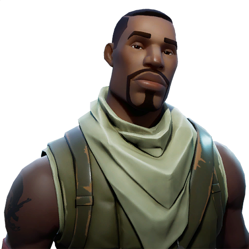 Recruit  Outfit Fortnite Png