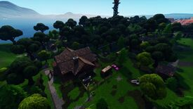Fortnite S7 Lonely Lodge