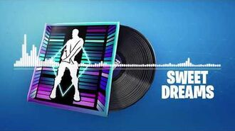 Fortnite Sweet Dreams Lobby Music (Daydream Remix)