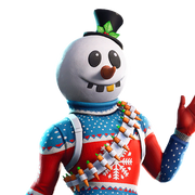 Slushy Soldier (New) - Outfit - Fortnite