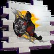 Black Knight - Spray - Fortnite