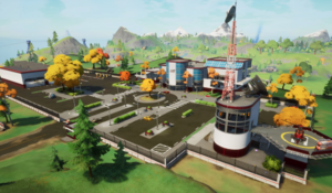 Fortnite ch2s4 starkindustrie