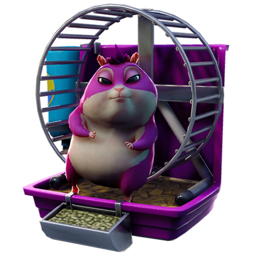 Hamirez Pink - Pet - Fortnite