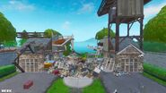 Snobby Shores North house destroyed - Events - Fortnite
