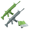 Toy Soldier - Wrap Bundle - Fortnite