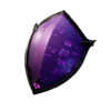 Dark Shield - Back Bling - Fortnite