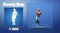 Hop, hop, hop - Emote