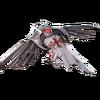 Blade Raven - Glider - Fortnite