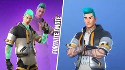 EMBRASEUR (Outfit Fortnite)