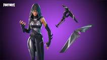 Fortnite Fate Skin Promo