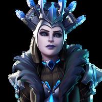 Reine des Glaces Icon-X
