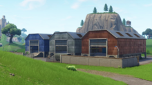 Dusty Depot - Location - Fortnite