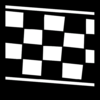 Checkered Flag - Banner Icon - Fortnite