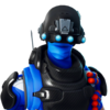 Carbon Commando - Outfit - Fortnite