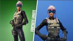 AGRIPPEUSE (Skin Fortnite)