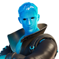Jonesy du Bleuvage Icon