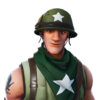 Munitions Major - Outfit - Fortnite