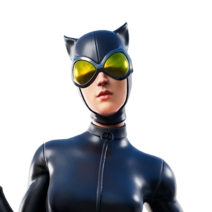 Fortnite Catwoman Comic-Outfit Skin