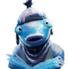 Frozen Fishstick - Outfit - Fortnite