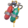 Mertank - Back Bling - Fortnite