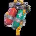 Mertank - Back Bling - Fortnite