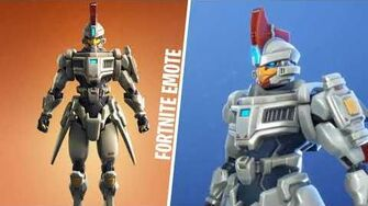SENTINELLE (Outfit Fortnite)
