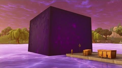 Cube Enters Loot Lake