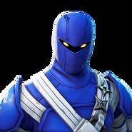 Hybride Vêtements Bleus
