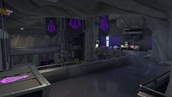 Villain Lair Control Center - Location - Fortnite