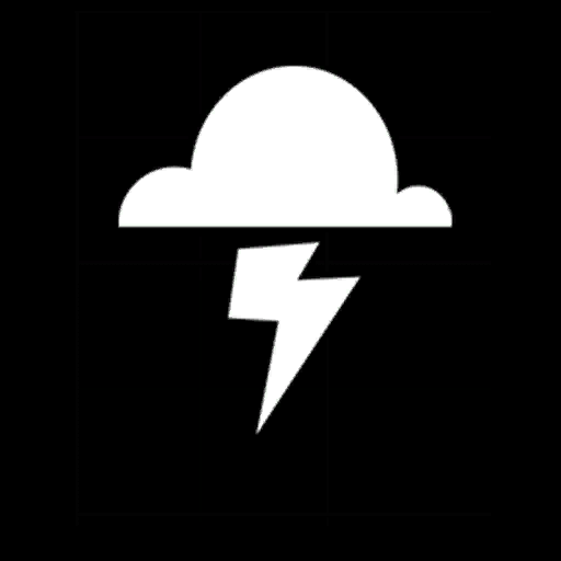 Lightning Cloud - Banner Icon - Fortnite