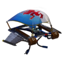 Sir Glider the Brave - Glider - Fortnite