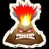 Volcan Fâché