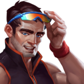 Lead Trainer Male - Survivor - Fortnite