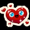 In Love - Emoticon - Fortnite